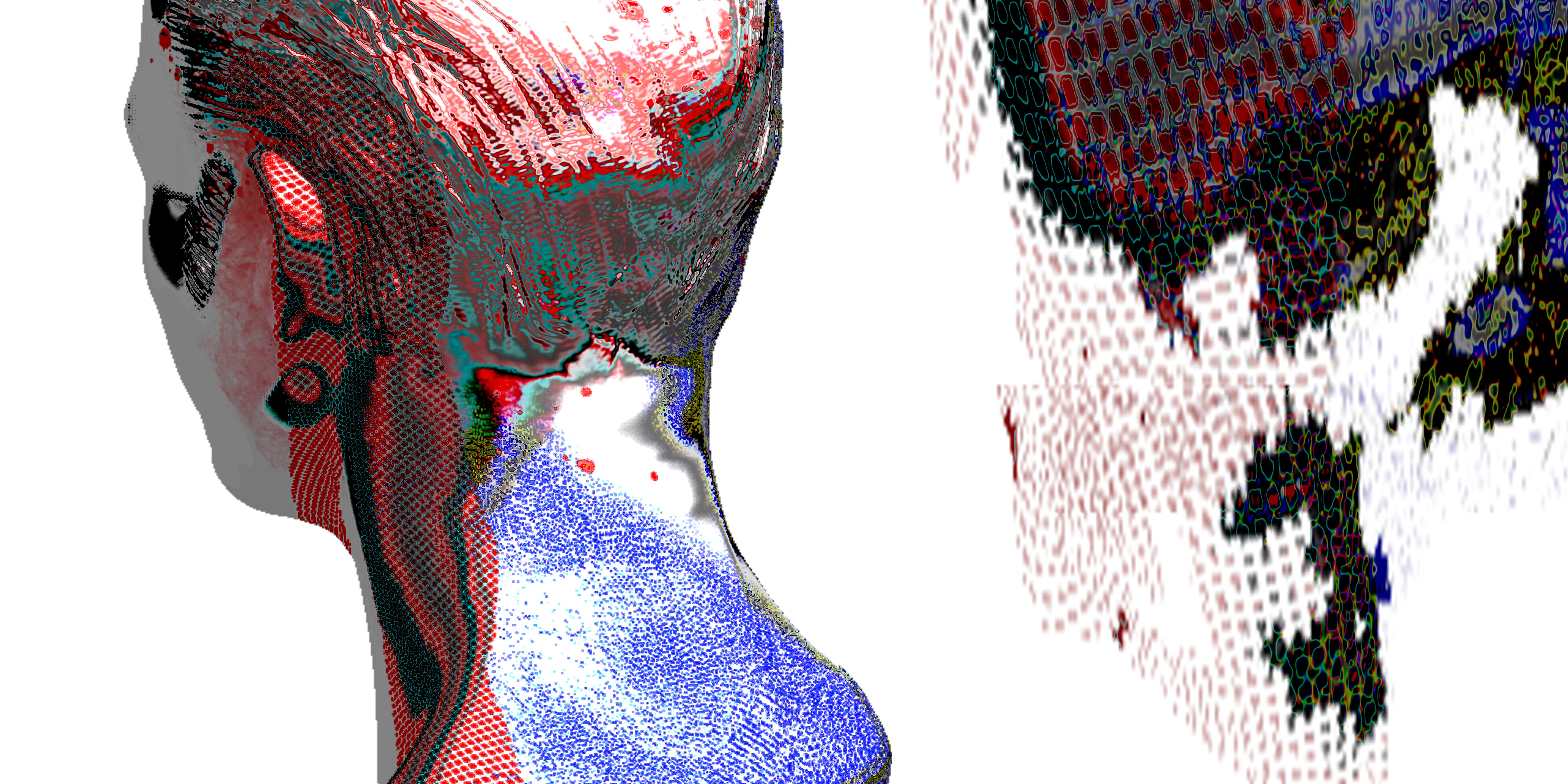 Kunst blakey-Orgie im Rhythmus